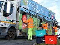 Image of PCC recycling crews