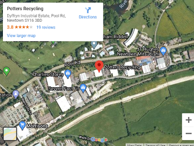 Newtown Recycling Centre