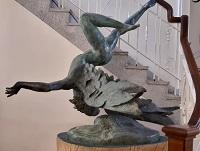 Image of Icarus figure