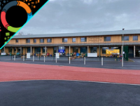 Image of the new Welshpool Church in Wales Primary School