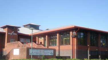 Image of a leisure centre
