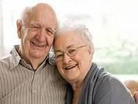 Image of an older couple