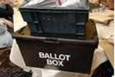 Image of a ballot box
