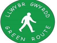 Image of the green route logo