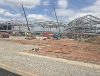 Image of new Brecon high school