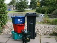 Image of some bins