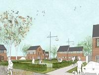 Image of Brecon housing plans