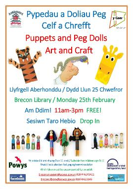 Puppets and Peg Doll Craft