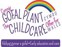 Image of Childcare Offer Logo